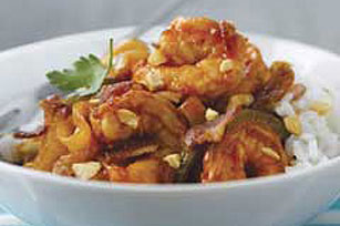 Quick Shrimp Skillet Image 1