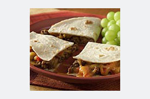 Quick Taco Quesadillas Image 1