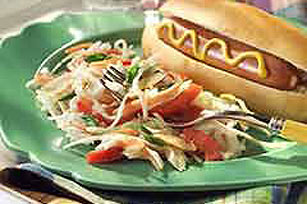 Quick Coleslaw Recipe Image 1