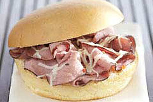 Quick & Tasty Hot Beef Sandwiches Image 1