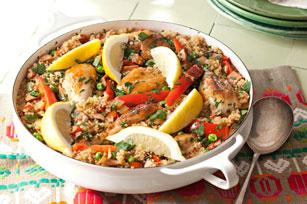 Quinoa Paella Image 1