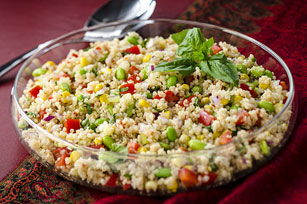 Quinoa Succotash Salad Kraft What S Cooking