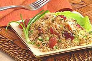 Quinoa Chicken Salad Image 1