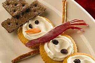 RITZ® Snowman Image 1