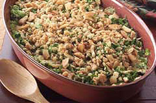 RITZ  Broccoli Casserole Image 1