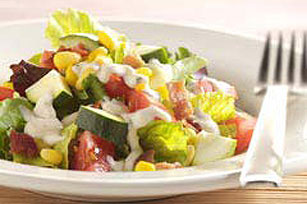 Bacon-Ranch Chopped Salad