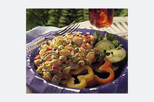 Ranch Pasta Salad with Chicken Image 1