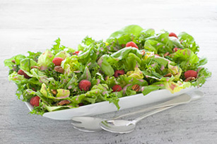 Raspberry-Poppyseed Salad