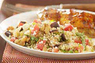 Ratatouille Couscous