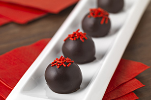 Red Velvet Cookie Balls