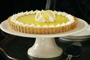 Refreshing Lemon Tart