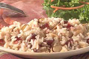 Rice and Cranberry Pilaf Image 1