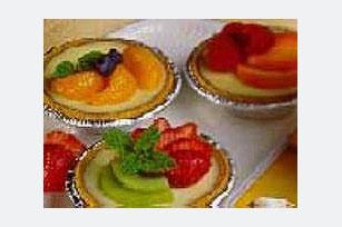 Ricotta Cheesecake Tarts