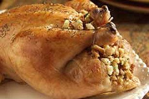 Roast Stuffed Chicken