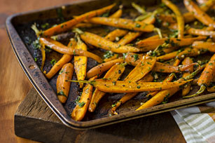 Roasted Carrots with Gremolata Image 1