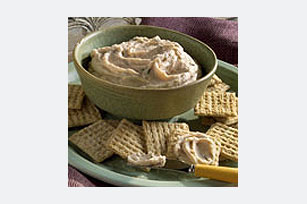Roasted Garlic-White Bean Spread Image 1