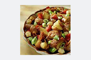 Roasted Potato & Bean Salad Image 1