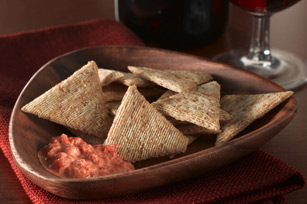Quick 'n Easy Red Pepper Dip