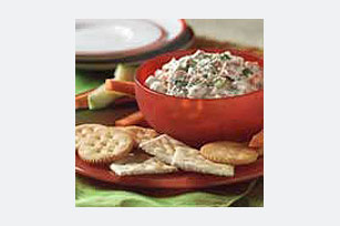 Roasted Red Pepper and Oregano Spread Image 1
