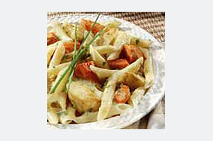 Roasted Root Vegetable and Pasta Salad Image 1