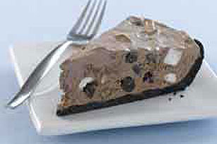 Rocky Road Ice Cream Shop Pie Image 1