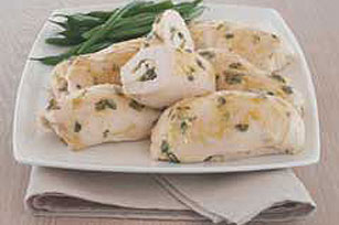 Rolled Chicken Dijon