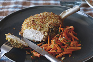Rosemary-Garlic Pork Chops Image 1