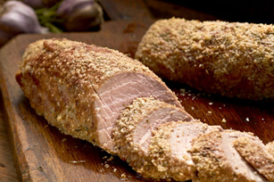 Rosemary-Garlic Pork Tenderloin