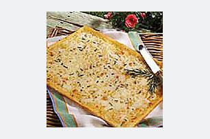 Rosemary-Dijon Crisp Bread