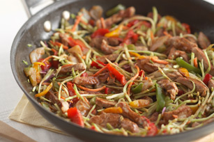 Rush-Hour Pork Stir-Fry Image 1