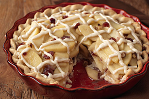 Rustic Cinnamon Apple Tart Image 1