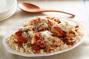 Rustic Italian Chicken & Rice