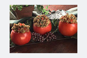 STOVE TOP Stuffed Tomatoes