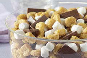 S'Mores Snack Mix Image 1