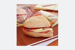 Sándwich italiano de salami  Image 1