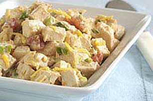 Salsa Chicken Salad Image 1