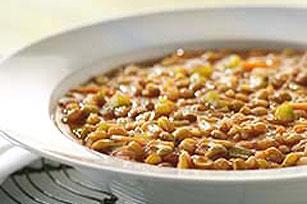 Salsa Lentil Soup