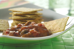 Salsa & Bean Dip
