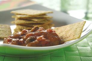 Salsa & Bean Dip Image 1