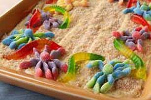 """Sand """"Cake"""""""
