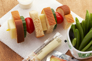 Brochette-sandwich