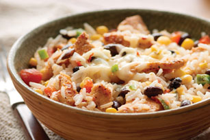 Santa Fe Chicken and Rice Image 1