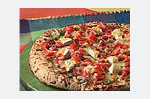 Santa Fe Bacon Pizza Image 1