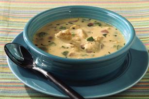 Santa Fe Chicken Fajita Soup Image 1