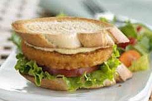 Sassy Chik'n Sandwich