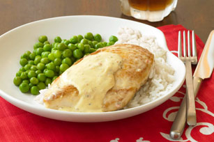 Saucy Honey Mustard Chicken