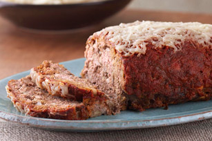 Saucy Italian Meatloaf