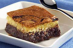 Saucy Pudding Cake Image 1
