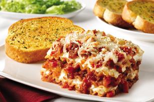 Sausage & Peppers Lasagna Image 1