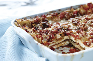 Smart-Choice Sausage & Peppers Lasagna Image 1